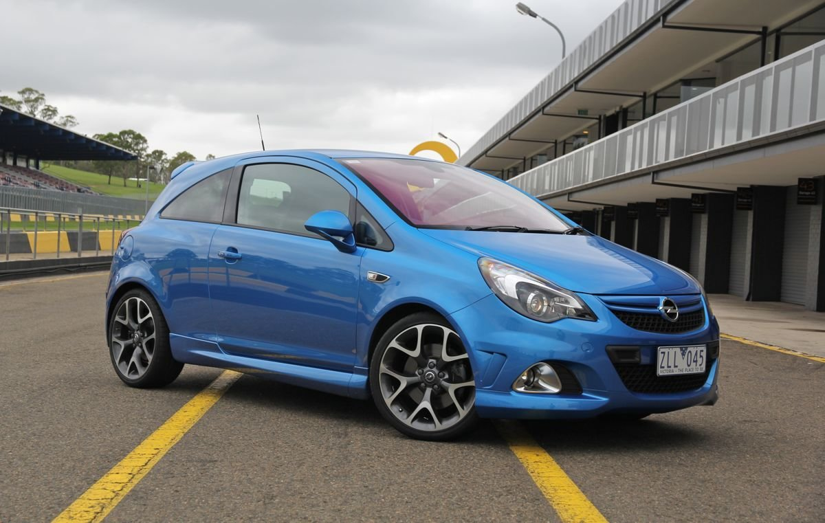 Latest 2013 Opel Corsa Opc Review Photos Caradvice Free Download