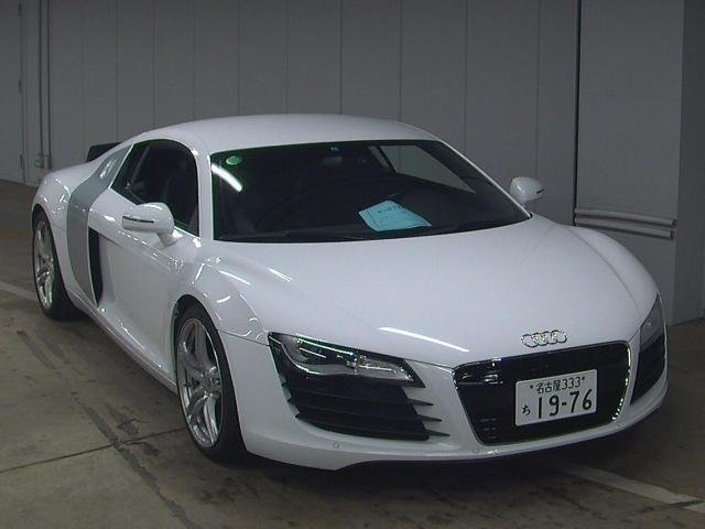 Latest Buy Import Audi R8 2011 To Kenya From Japan Auction Free Download