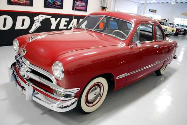 Latest 1950 Ford Club Coupe Free Download Original 1024 x 768
