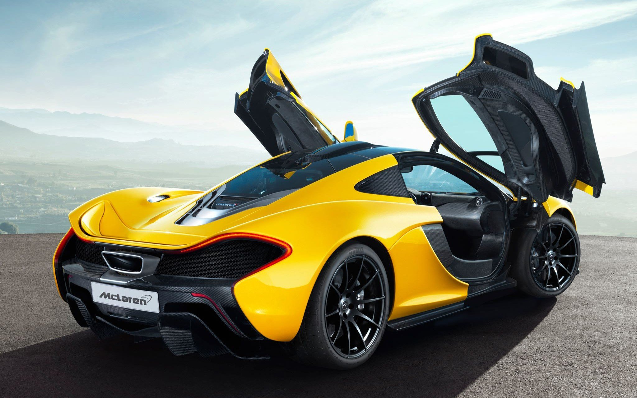 Latest Yellow Mclaren P1 Wallpaper Cars Wallpaper Better Free Download
