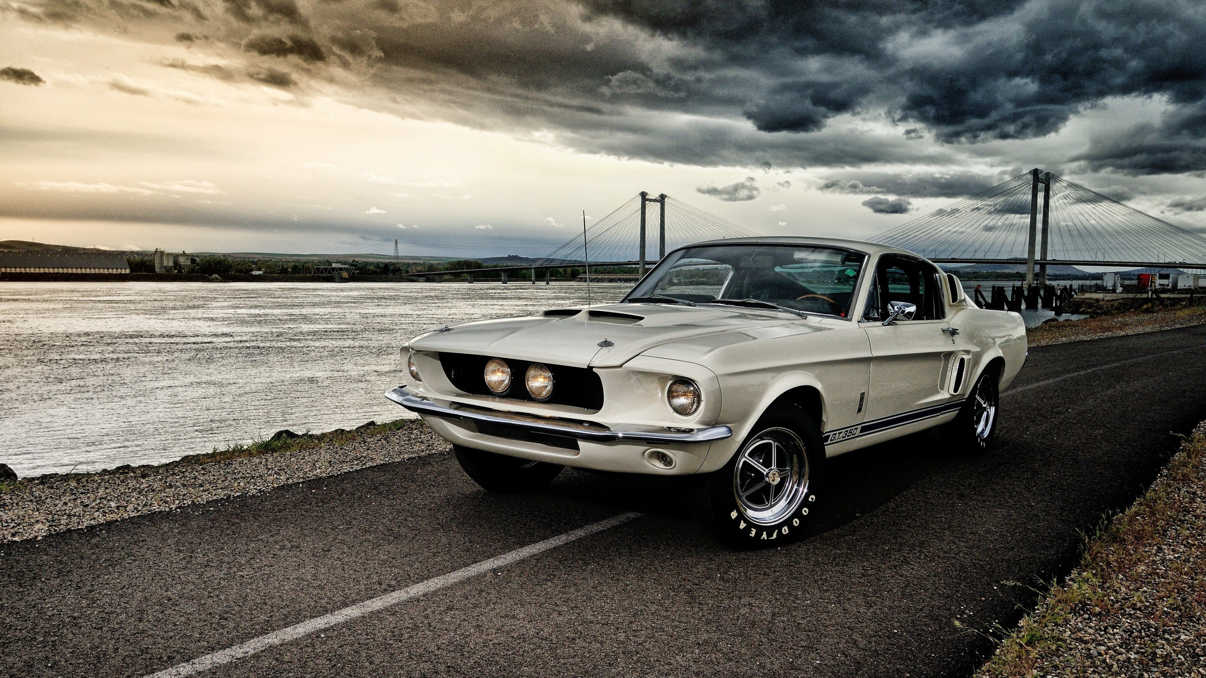Latest Download 3840X2160 Wallpaper 1967 Ford Mustang Shelby Free Download