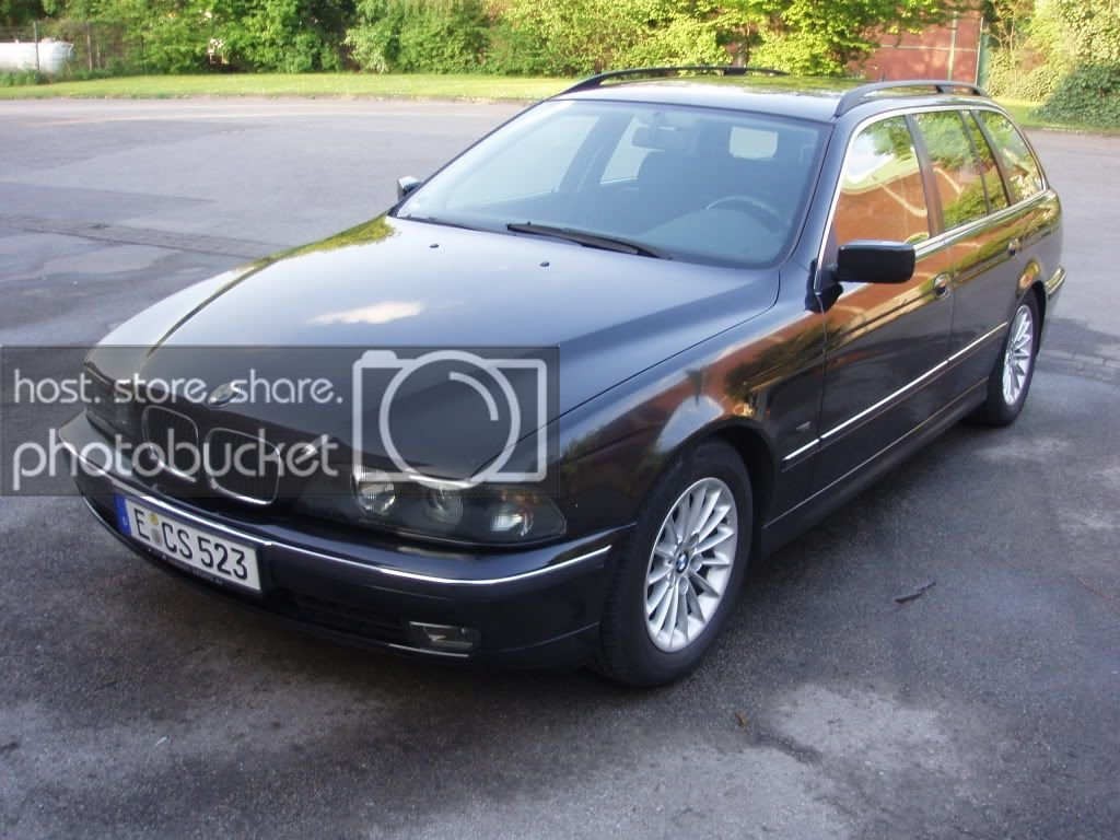 Latest Bmw 523I Touring 1997 Photo By The Cyrus Photobucket Free Download