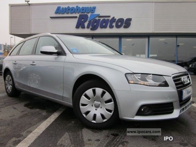Latest 2010 Audi A4 Avant 2 Tdi Attraction Dpf Navigation Ki Free Download