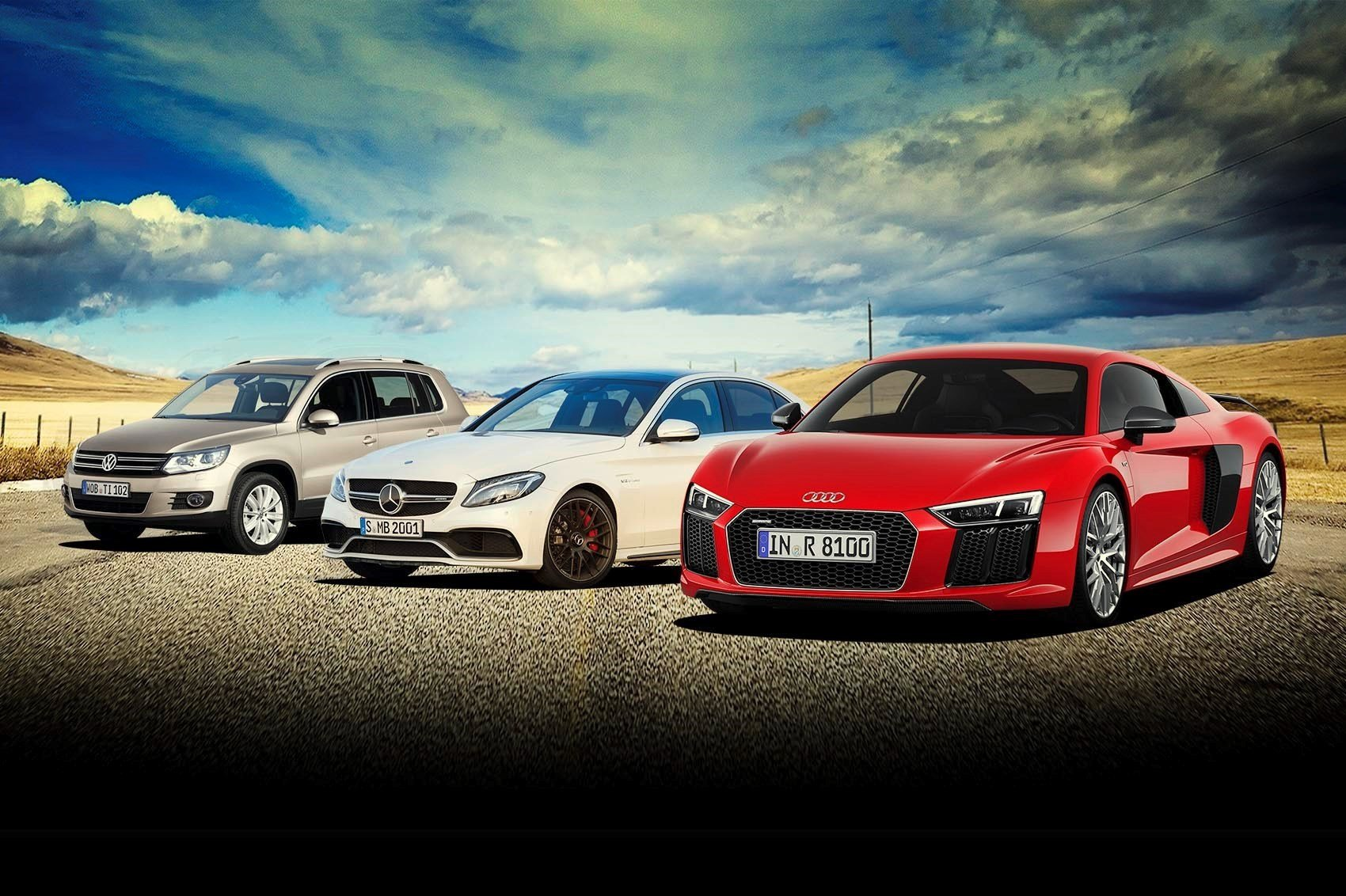 Latest Win An Audi R8 Mercedes Amg C63 And A Vw Tiguan With Car Free Download