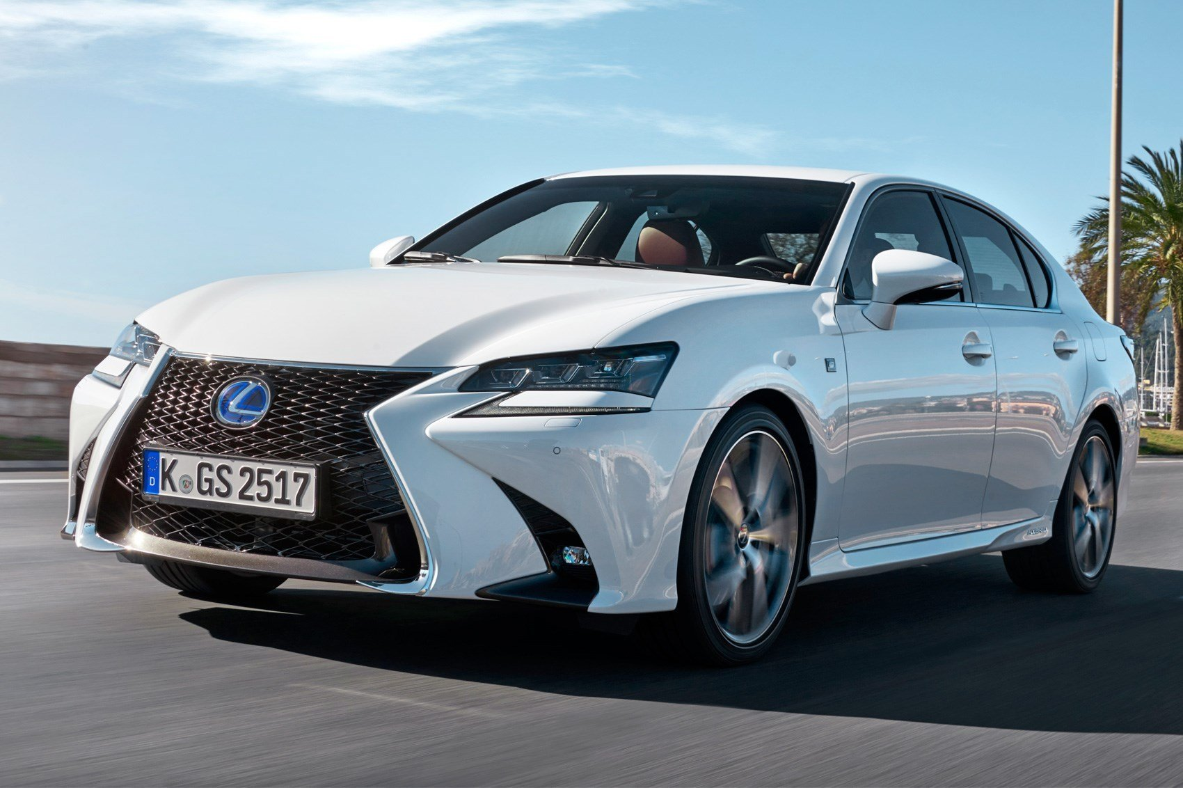 Latest Lexus Gs300H Executive Edition 2016 Review By Car Magazine Free Download