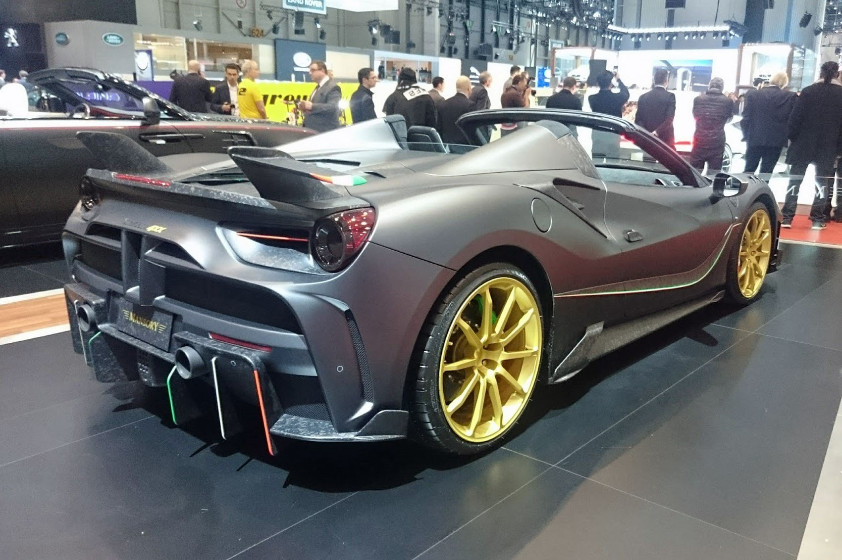 Latest The Geneva 2017 Tuner Chamber Of Horrors By Car Magazine Free Download
