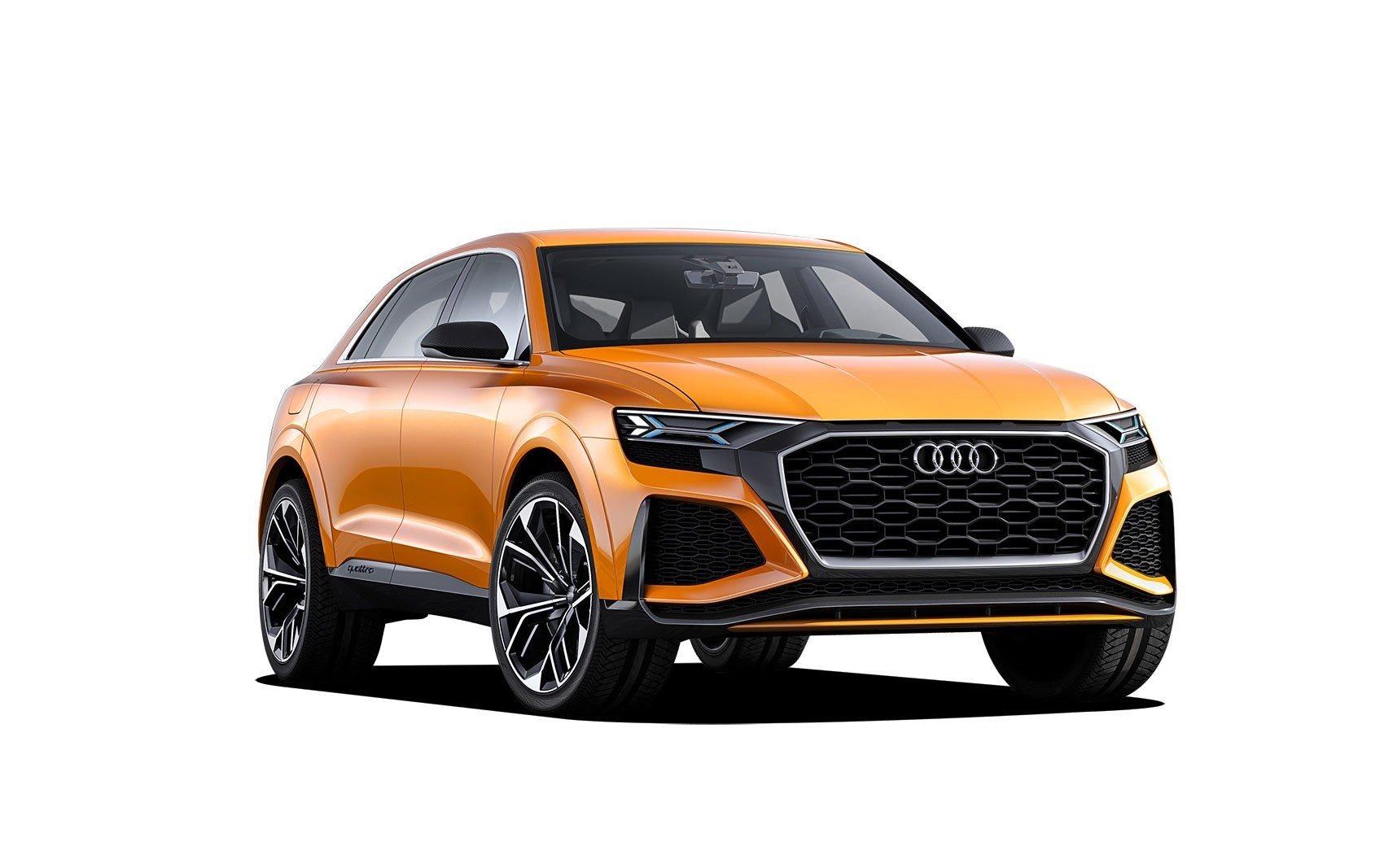 Latest Audi Q8 The Tech Secrets Of Audi S New Suv By Car Magazine Free Download