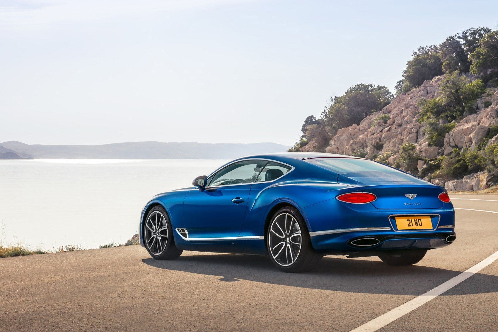 Latest Gentleman's Express V2 2018 Bentley Continental Gt Free Download