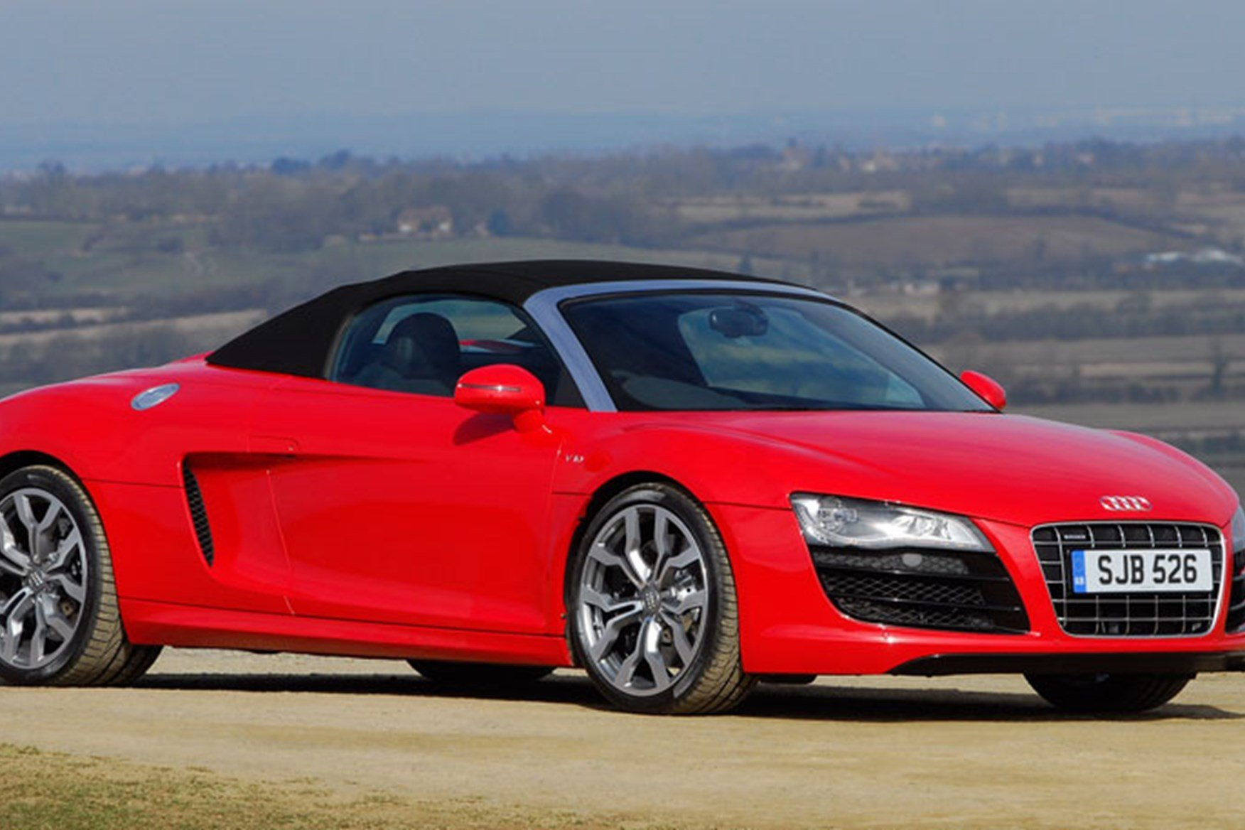 Latest Audi R8 V10 Spyder 2010 Review By Car Magazine Free Download