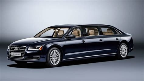 Latest This 21 Foot Audi A8 Limousine Is The Anti Hot Rod The Drive Free Download