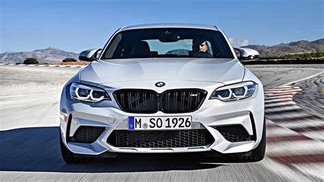 Latest 2019 Bmw M2 Competition Review Bimmer S Sports Coupe Free Download