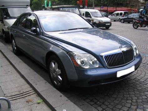 Latest All Maybach Models List Of Maybach Cars Vehicles 4 Items Free Download