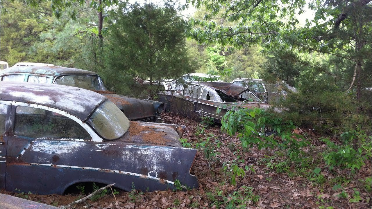 Latest Abandoned Classic Cars Youtube Free Download Original 1024 x 768