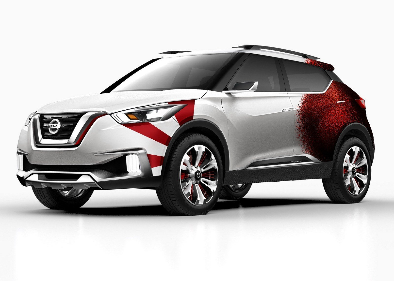 Latest Nissan Kicks Suv Concept Photo Gallery Car Gallery Suv Free Download