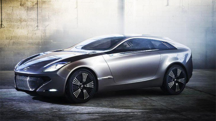 Latest Hyundai S New Sports Car Concept Free Download