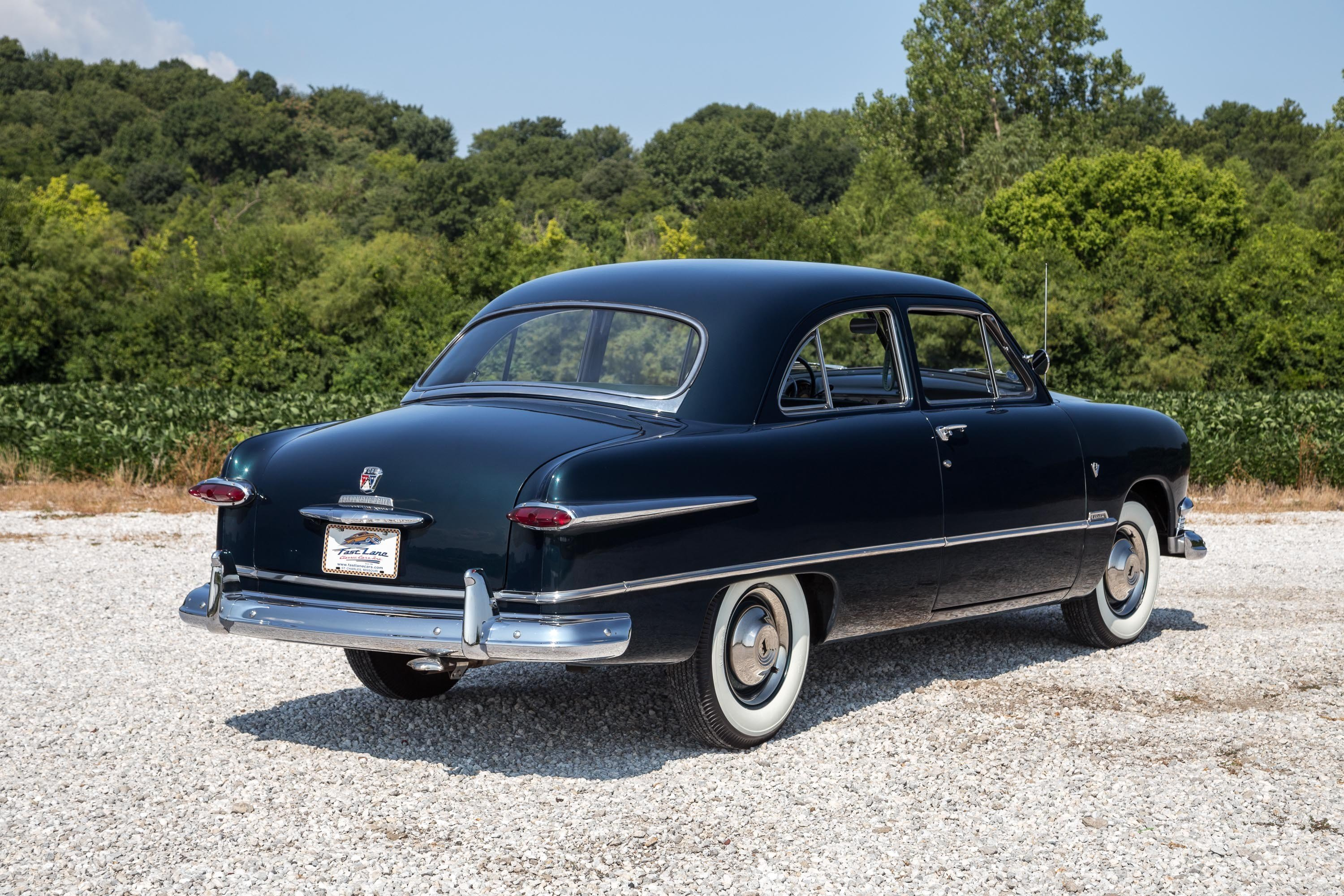 Latest 1951 Ford Custom Deluxe Fast Lane Classic Cars Free Download