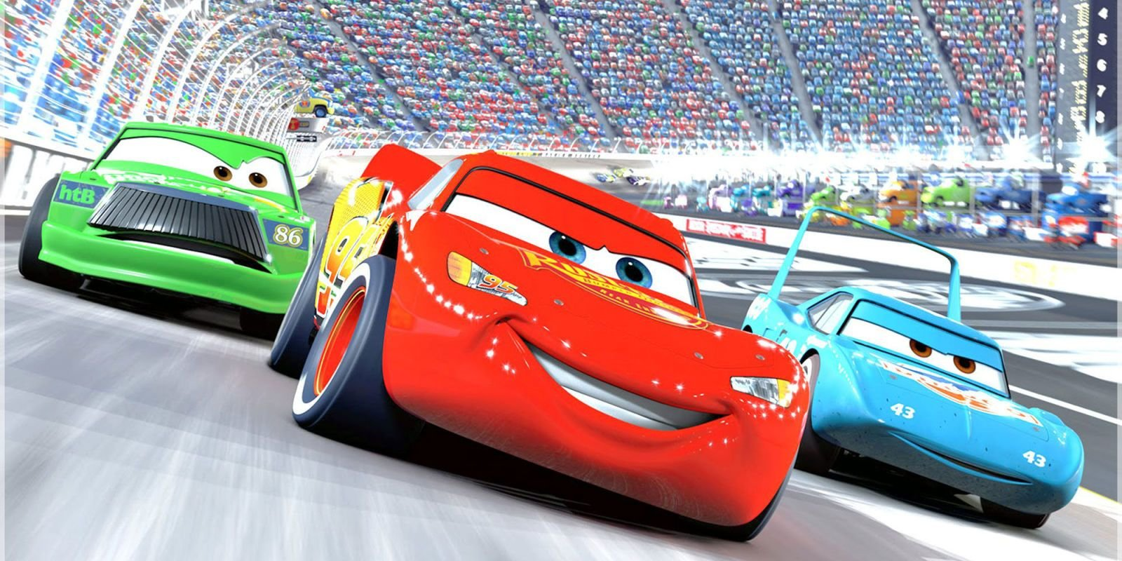 Latest New Cars 3 Trailer Is Like A Futuristic Rocky As Lightning Free Download Original 1024 x 768