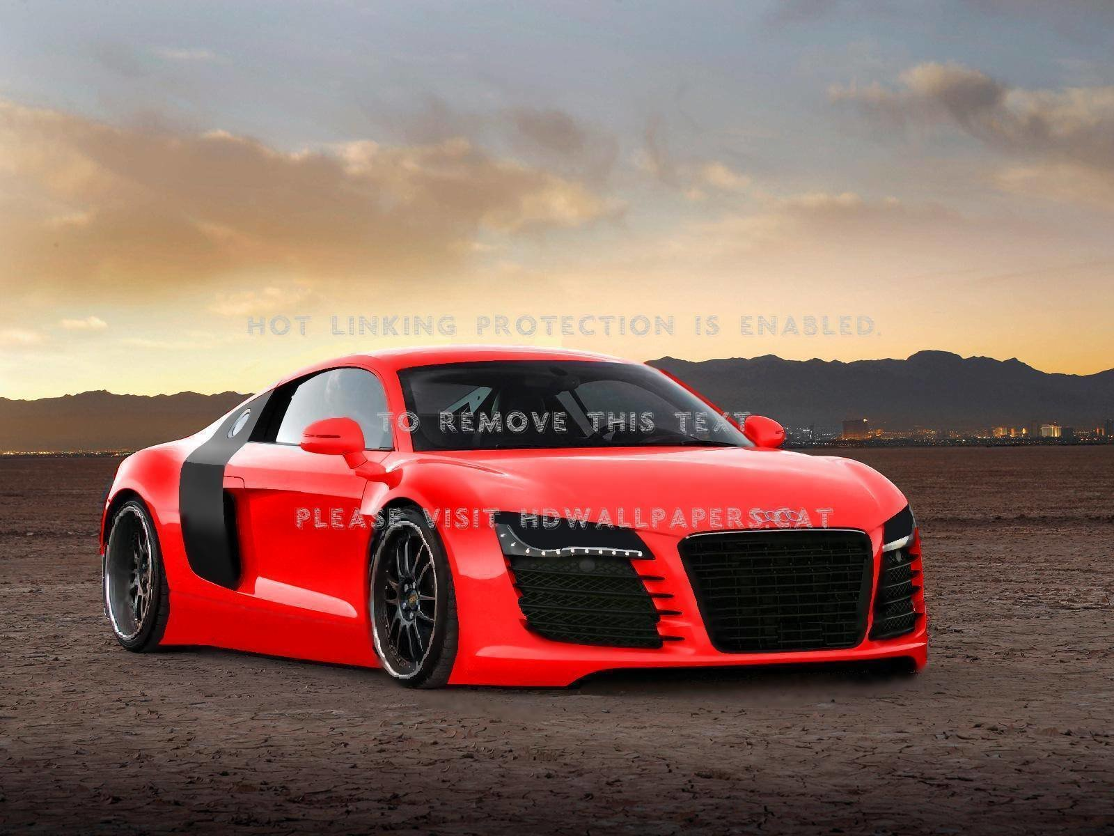 Latest Audi R8 Modified Cars Kd7 Free Download
