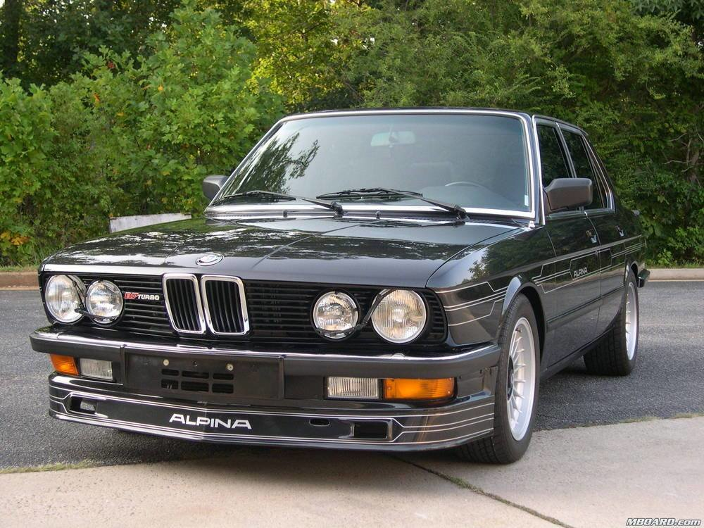 Latest Bmw E28 Alpina Review Amazing Pictures And Images – Look Free Download