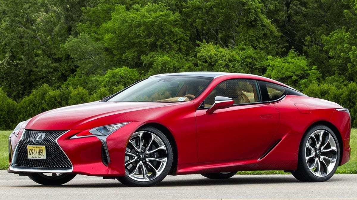 Latest First Drive Lexus Lc500 Sport Coupe Consumer Reports Free Download