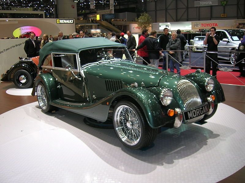 Latest Morgan Threatened By Tree Fungus The Truth About Cars Free Download