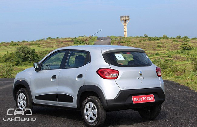Latest Renault Kwid Second Biggest Thing After Maruti 800 Free Download