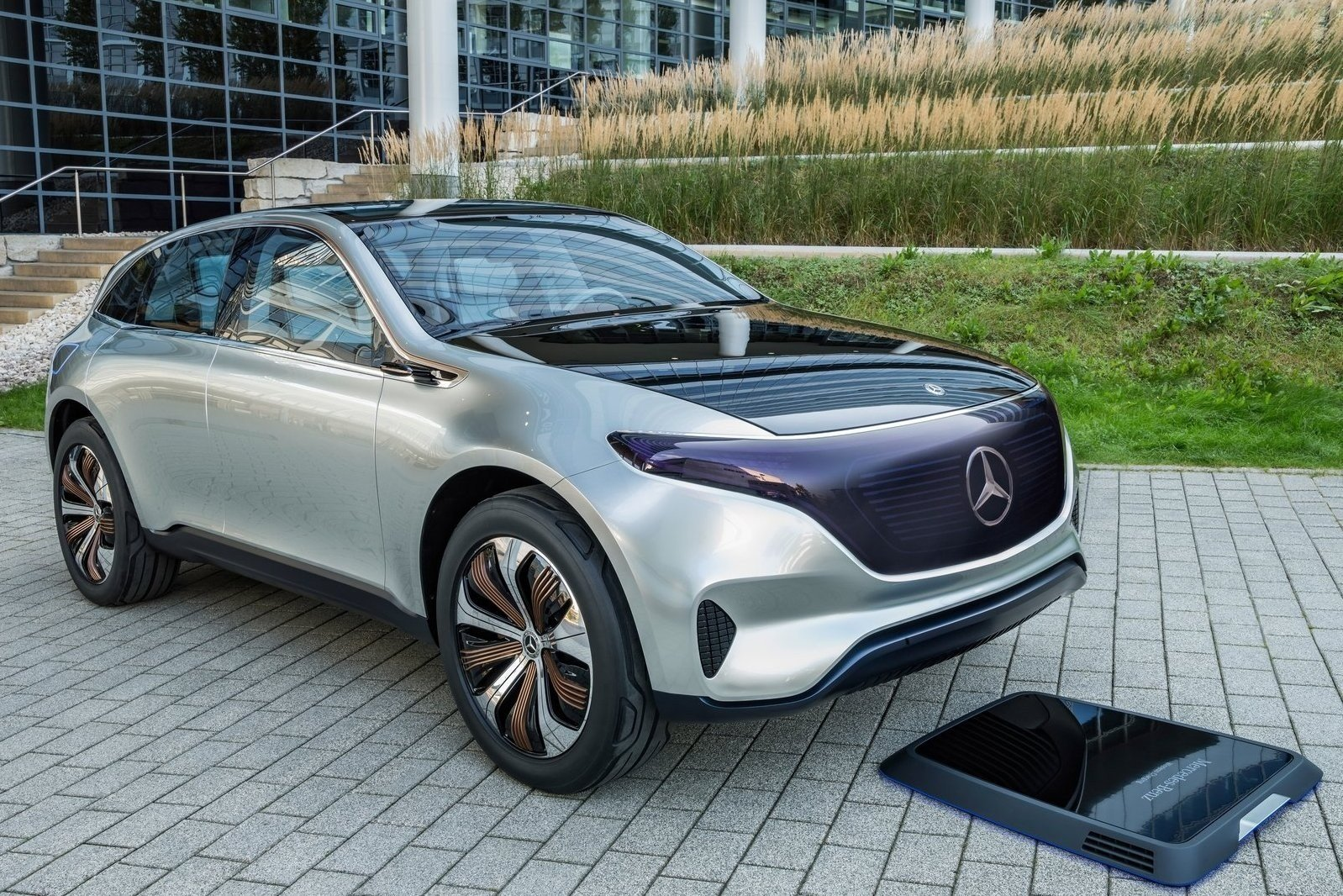 Latest Mercedes Benz Generation Eq Concept 2016 Авто Фото Free Download