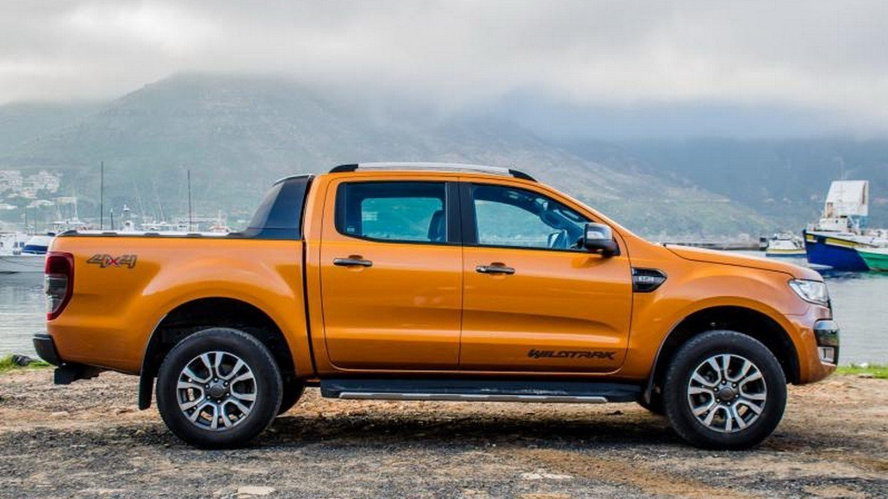 Latest 2018 Ford Ranger Exterior Images Best Car Release News Free Download