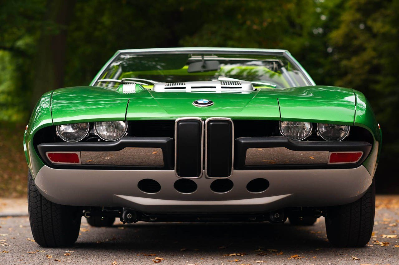 Latest Old Concept Cars 1969 Bmw Bertone Spicup Concept Free Download