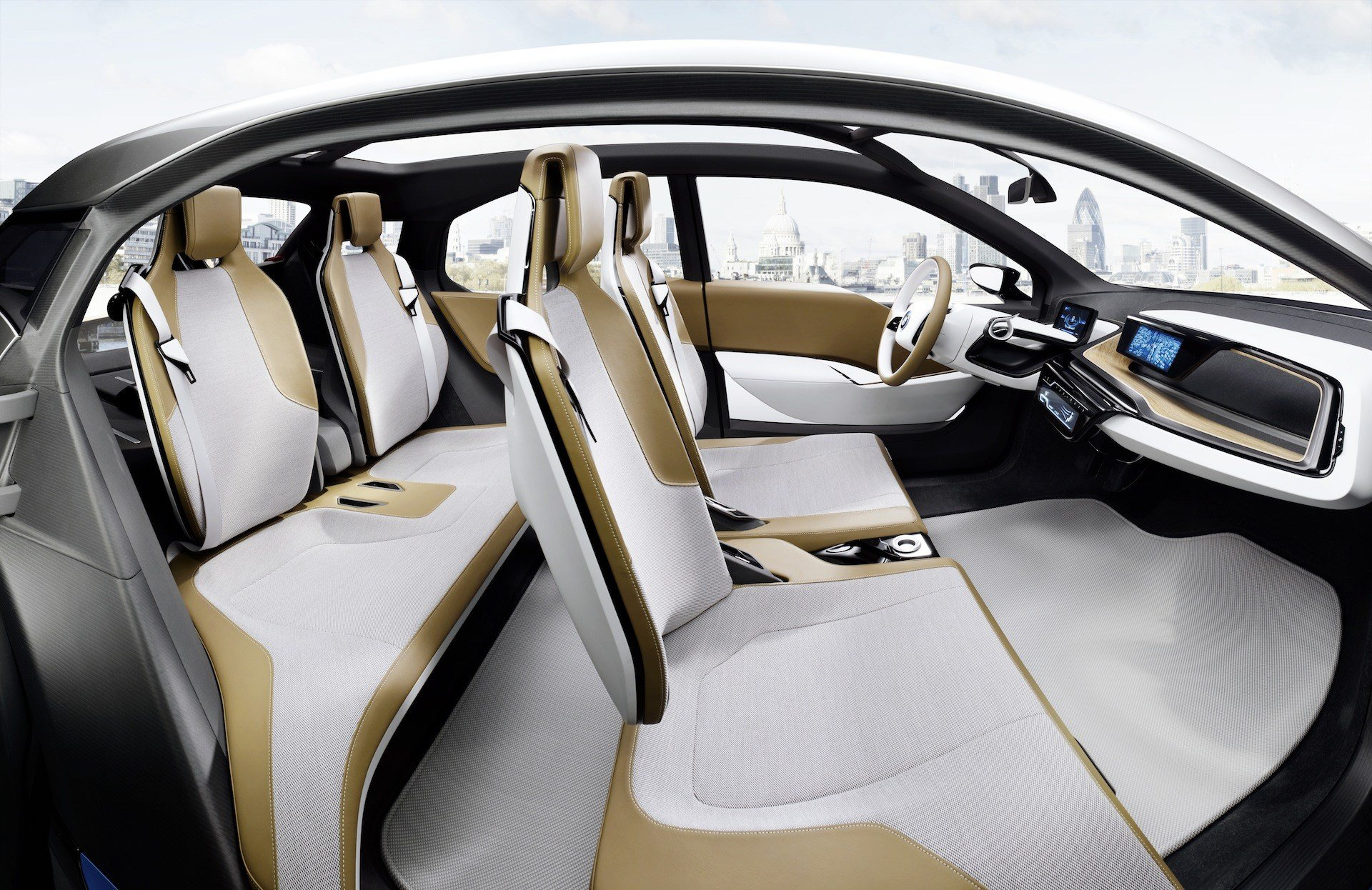 Latest Bmw Opens World S First Bmw I Store And Gives I3 A New Free Download