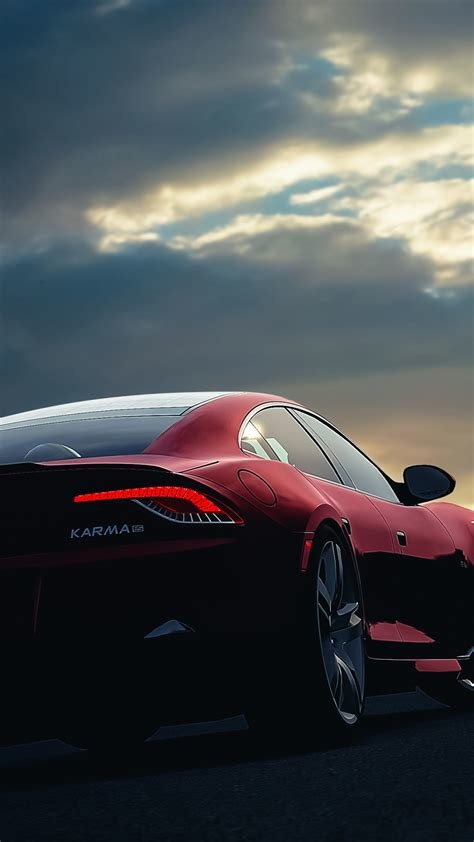 Latest Fisker Karma Full Hd Quality Wallpapers 41 Widescreen Free Download