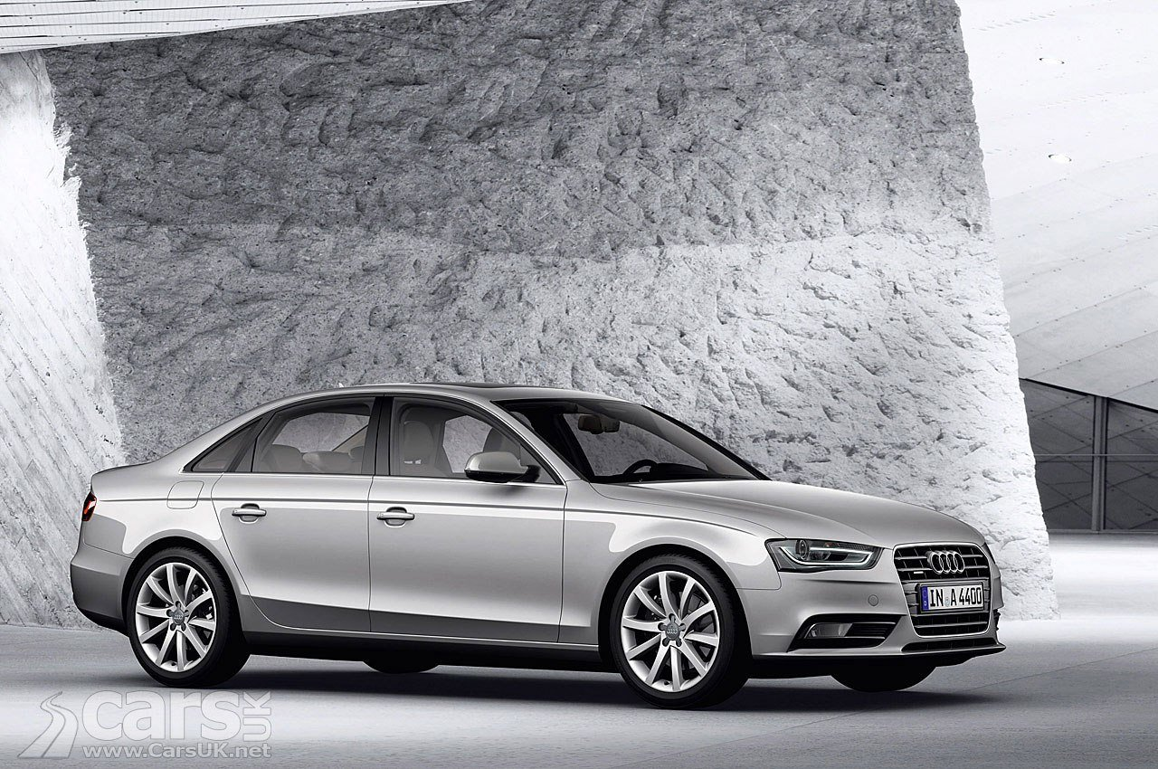 Latest New Audi A4 2012 Photo Gallery Cars Uk Free Download