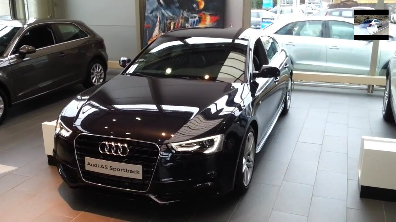 Latest Audi A5 Ii 2016 Now Liftback Outstanding Cars Free Download