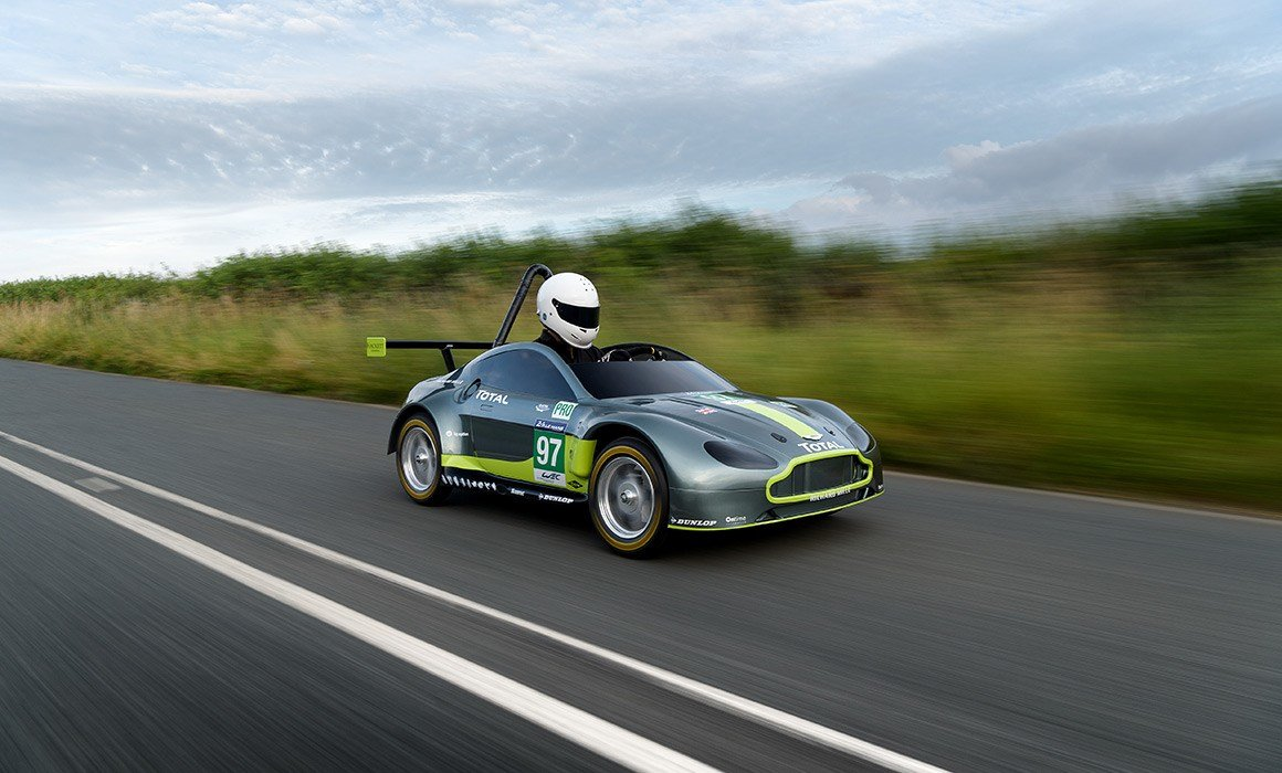 Latest Aston Martin Racing Set To Reveal New Race Car This Weekend Free Download