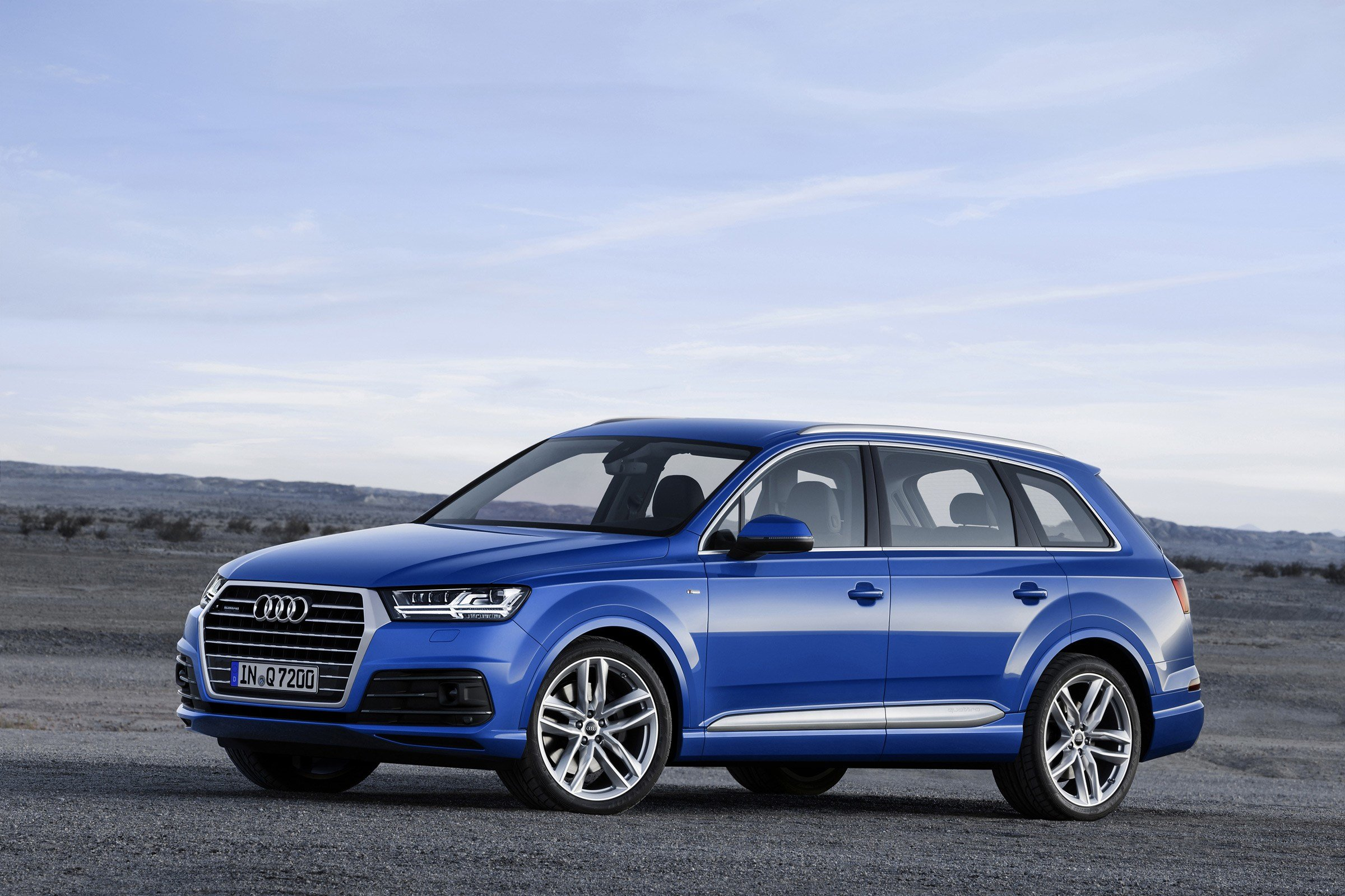Latest New Audi Q7 Release Date Price And Specs Carbuyer Free Download