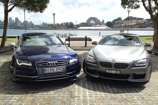 Latest The Historic Bmw Vs Audi Billboard Ad War In Pictures Free Download