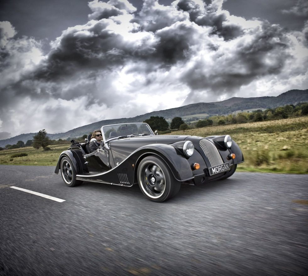 Latest Morgan Maker Of Classic Sports Cars Is Going Electric Free Download