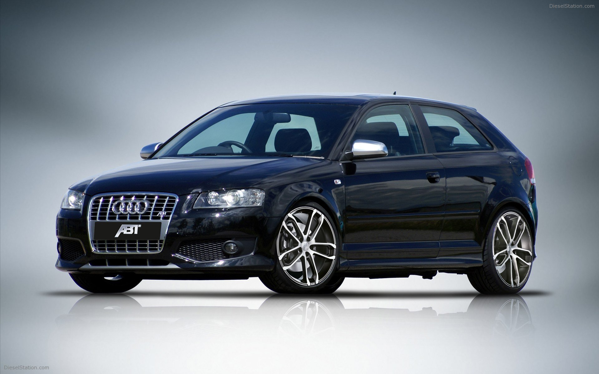 Latest Abt Audi S3 2007 Widescreen Exotic Car Wallpapers 02 Of 6 Free Download