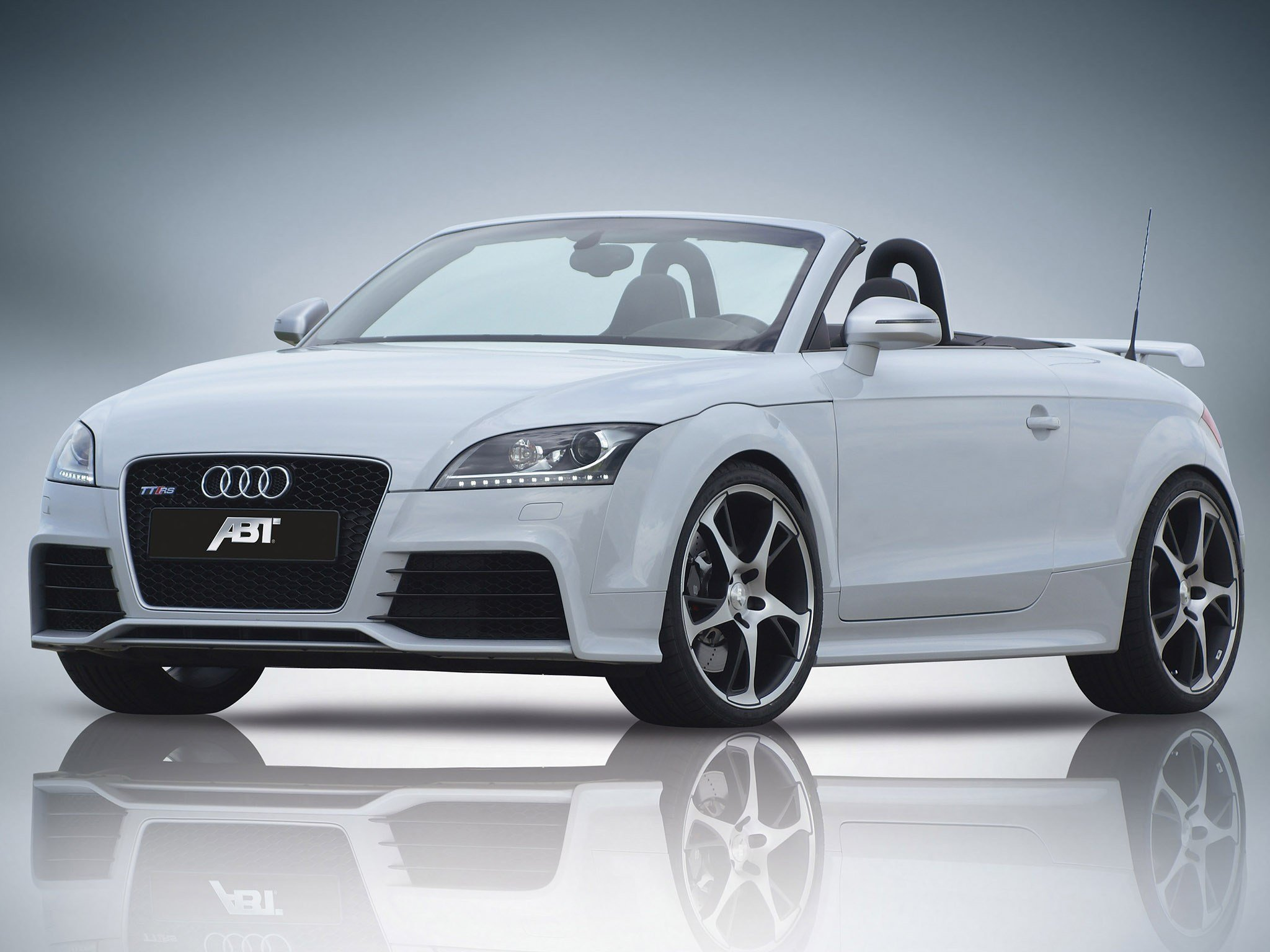 Latest 2017 Audi Tt Rs R By Abt Sportsline Picture 709820 Car Free Download