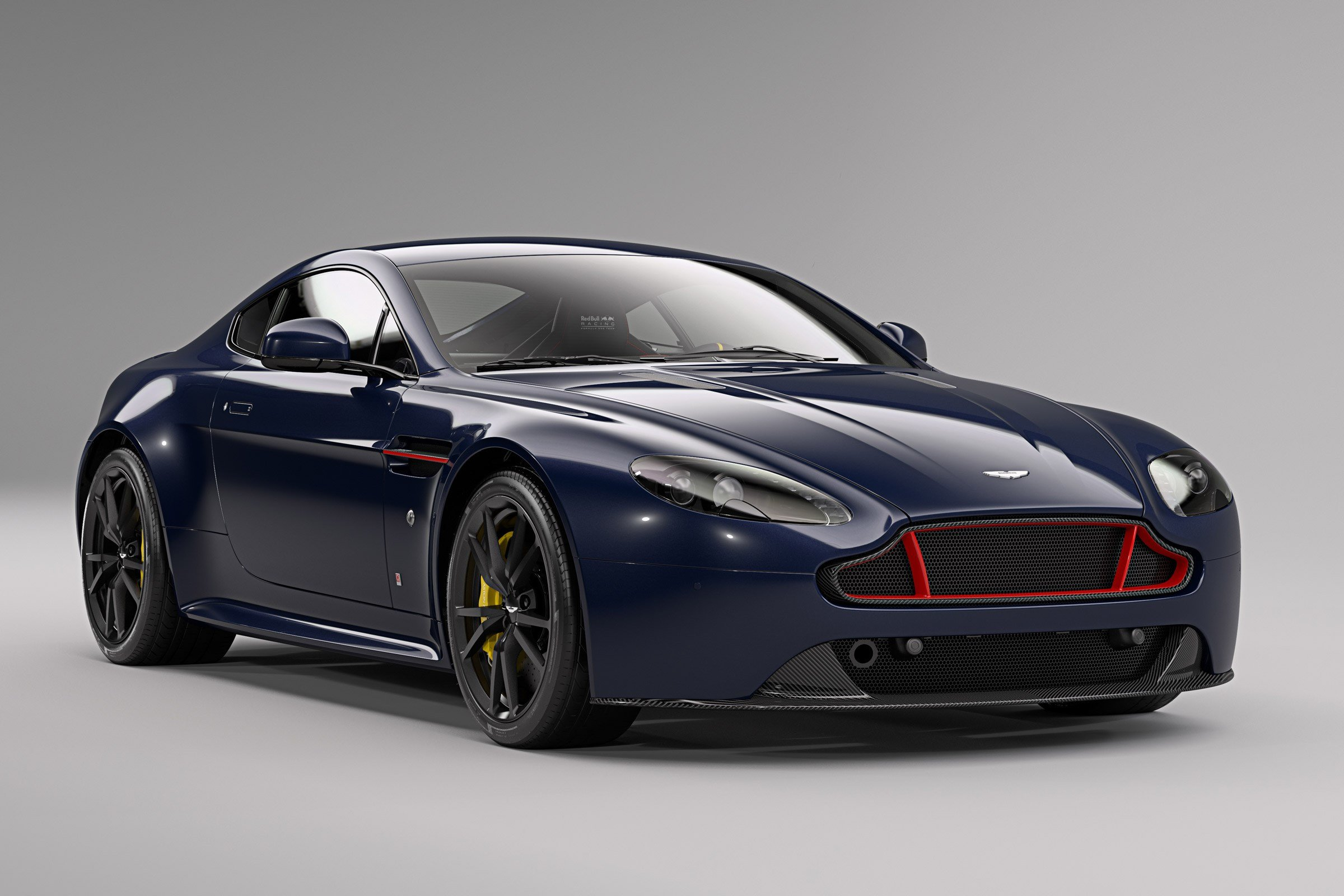 Latest Aston Martin V8 And V12 Vantage S Red Bull Racing Editions Free Download