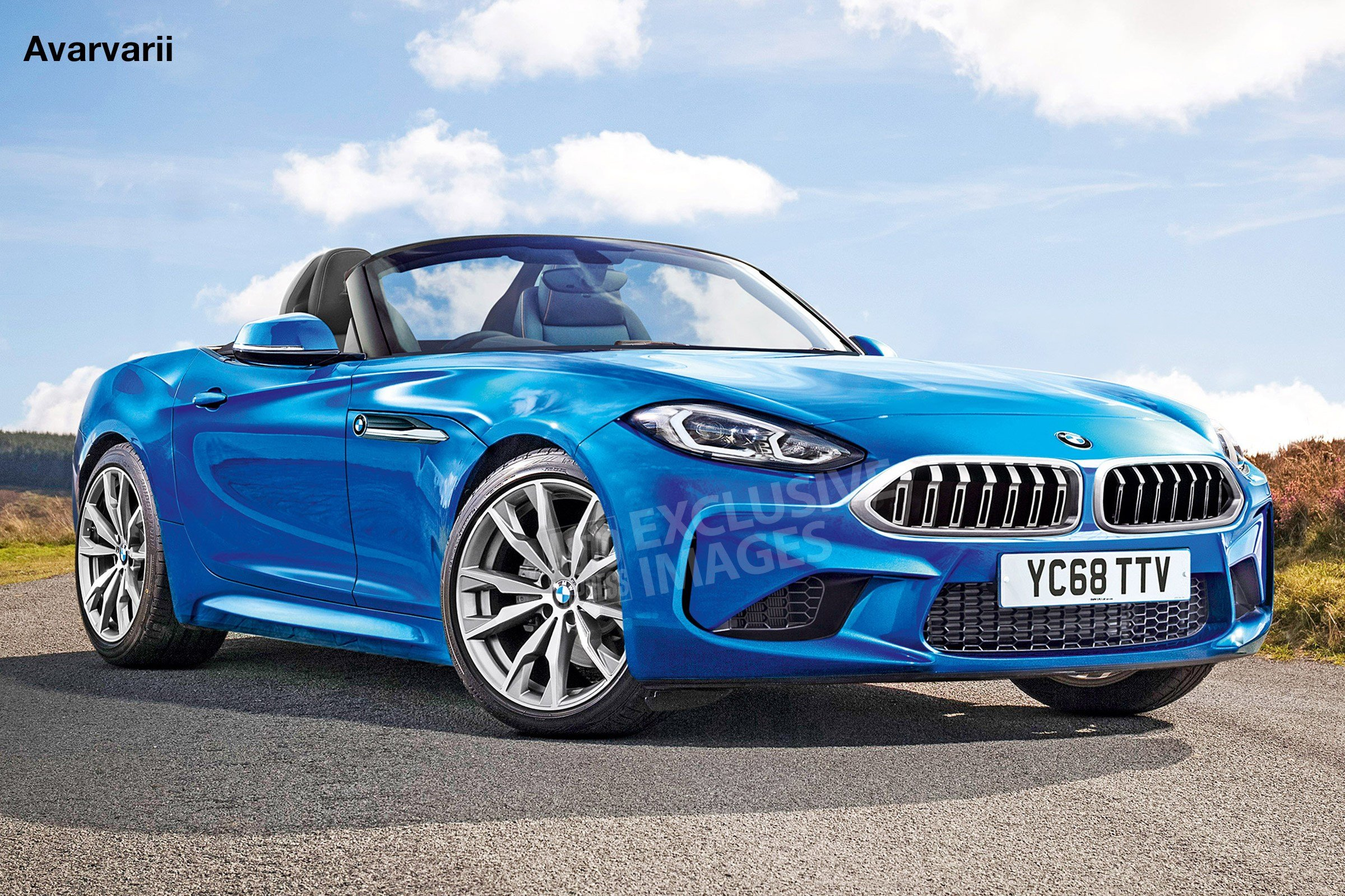 Latest New Bmw Z4 2017 Spies Pictures Auto Express Free Download Original 1024 x 768