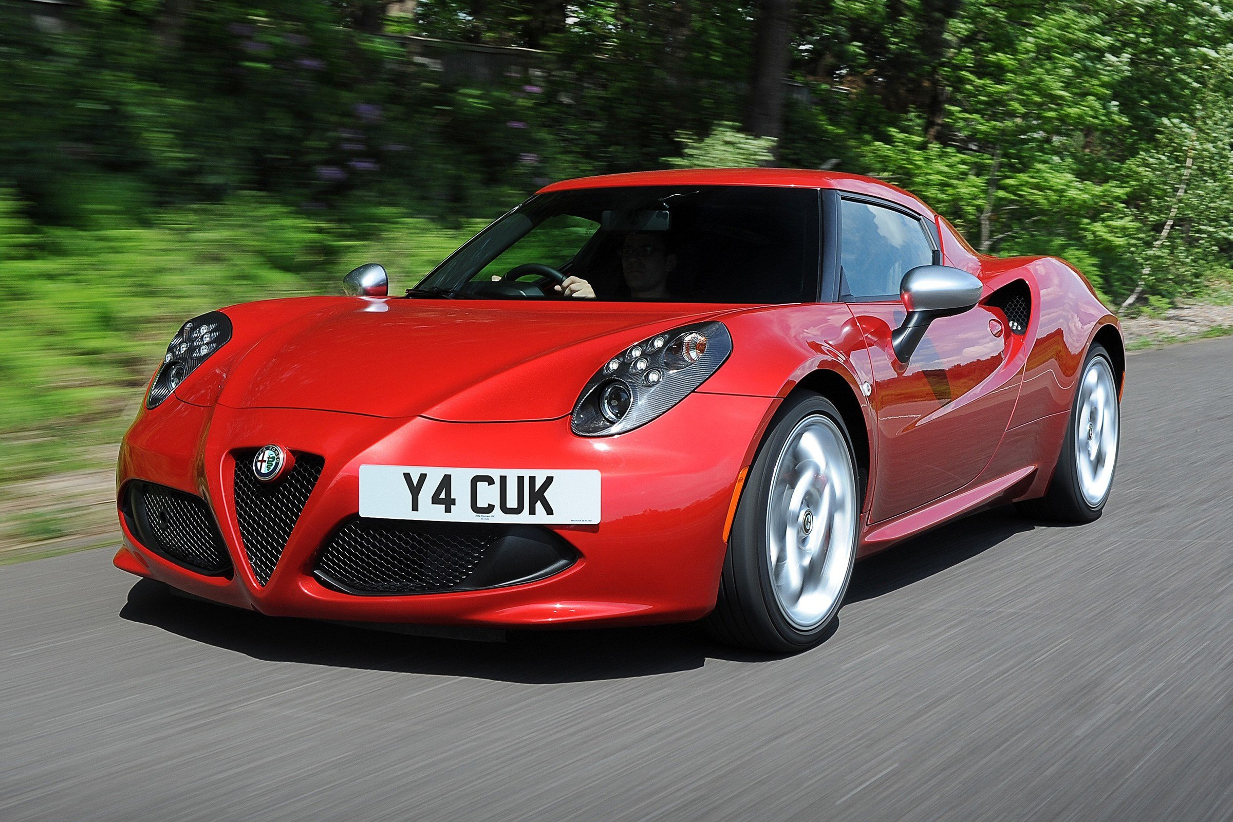 Latest New Alfa 4C Sports Car And Giulietta Hatchback In The Free Download