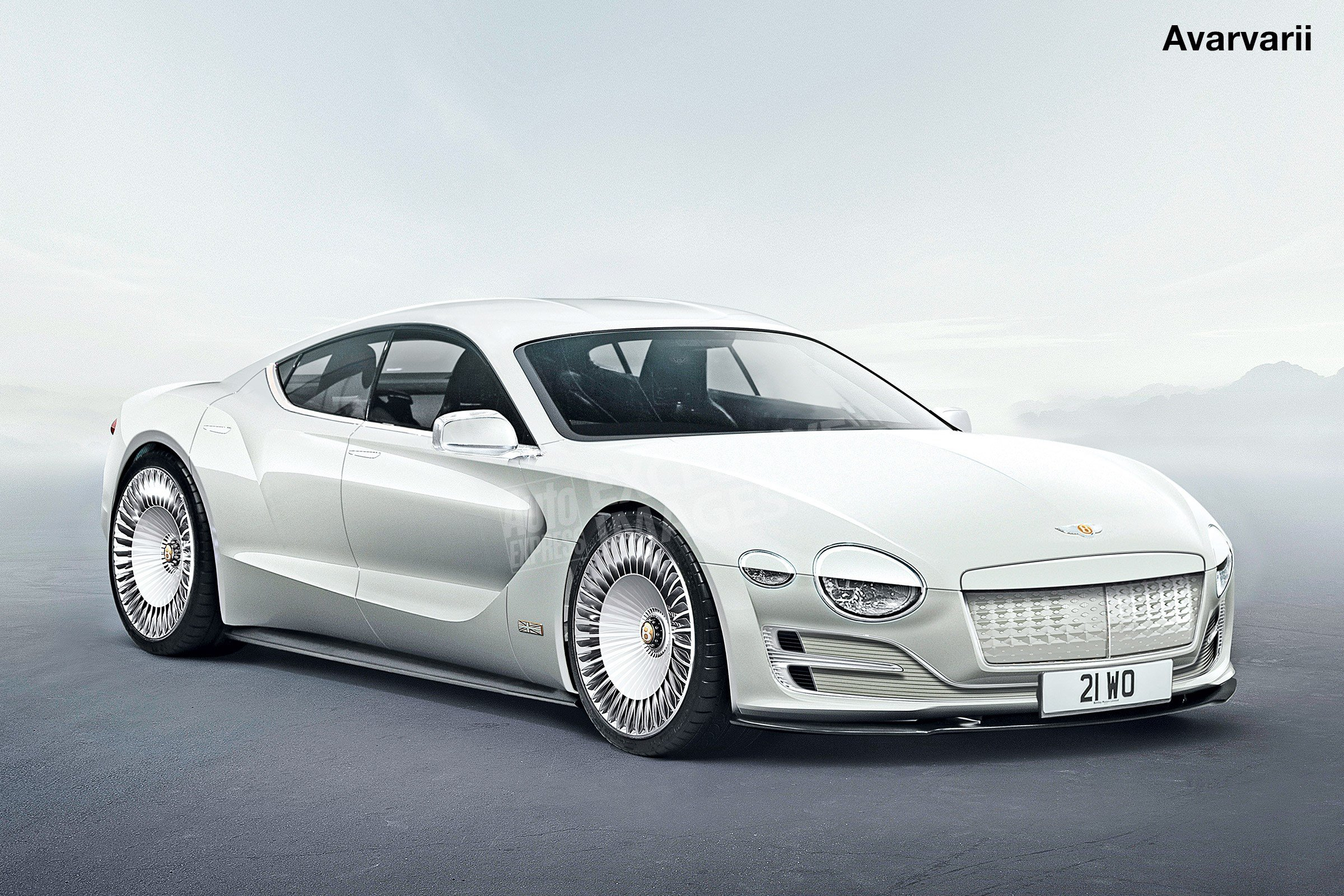 Latest New Bentley Ev Four Door Coupe To Lead Brand's Electric Free Download