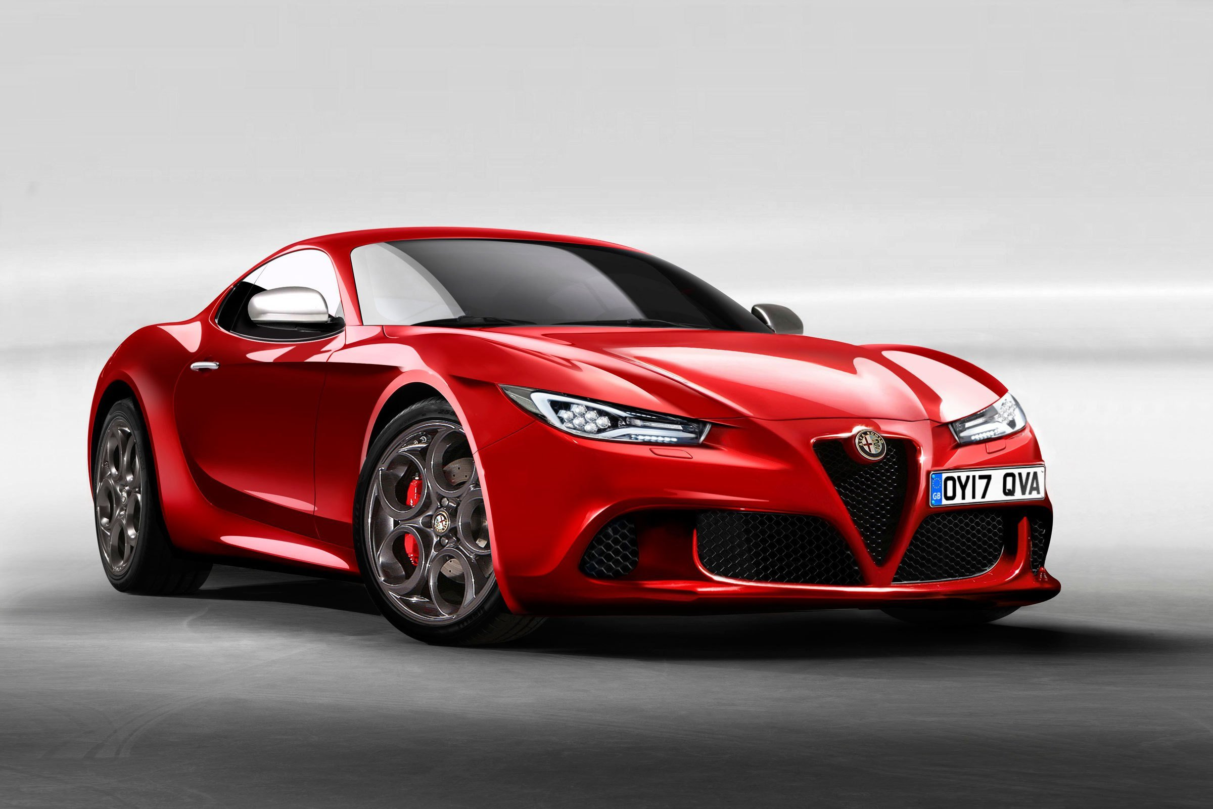 Latest New Alfa Romeo 6C Will Aim To Topple The F Type Auto Express Free Download