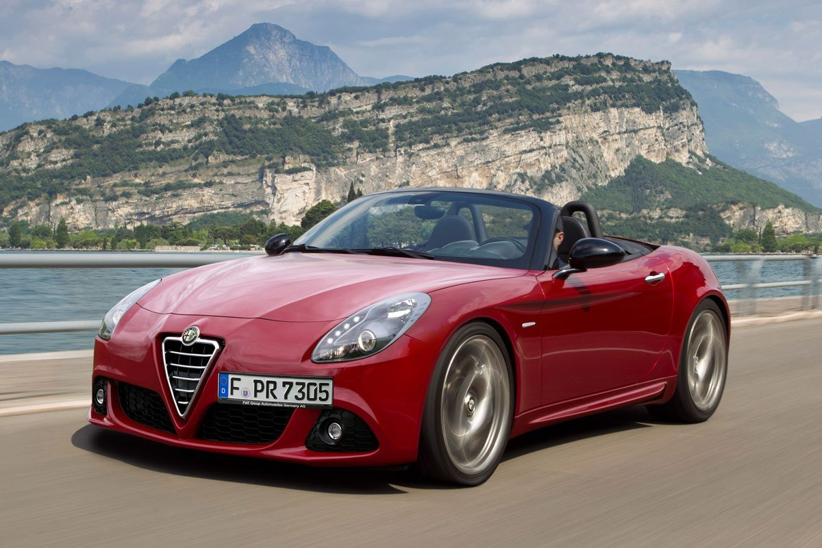 Latest New Alfa Romeo Spider Due In 2015 Auto Express Free Download