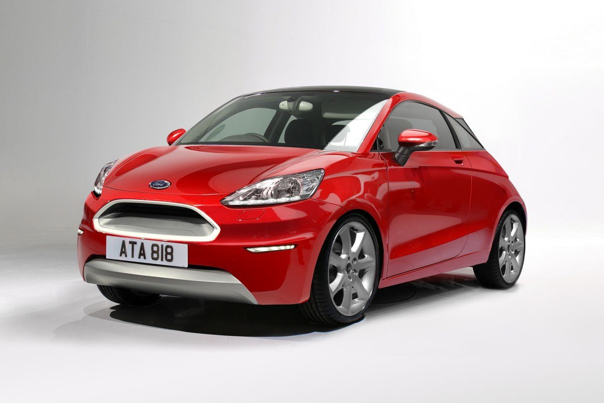 Latest Baby Ford Revealed News Auto Express Free Download