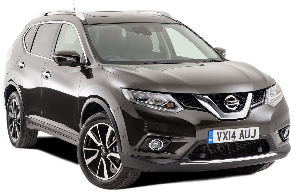 Latest Nissan X Trail Suv Review Carbuyer Free Download