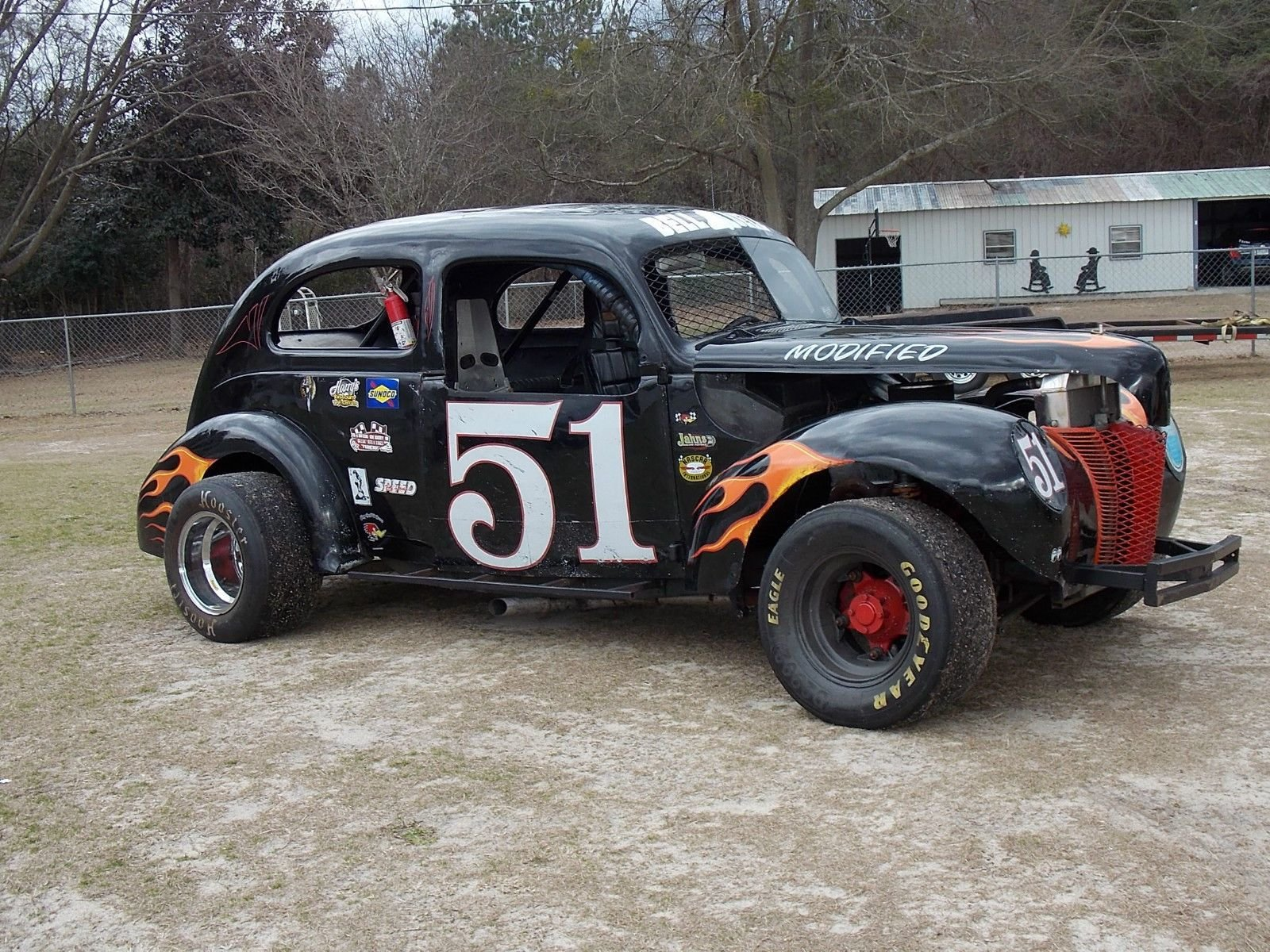 Latest 1940 Ford Sedan Race Car Vintage Circle Track For Sale In Free Download
