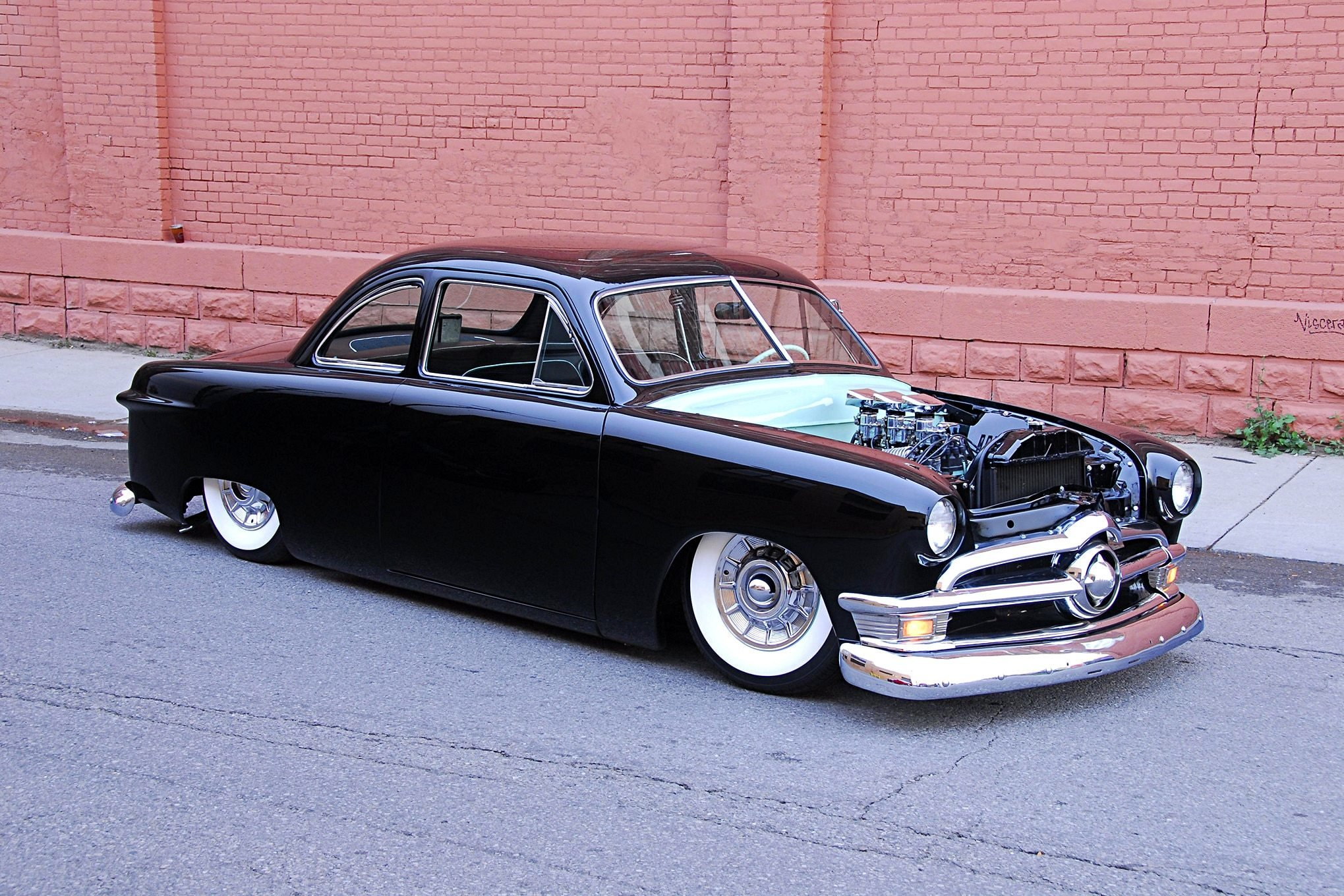 Latest This Mild Custom 1950 Ford Custom Coupe Has Plenty Of Free Download Original 1024 x 768