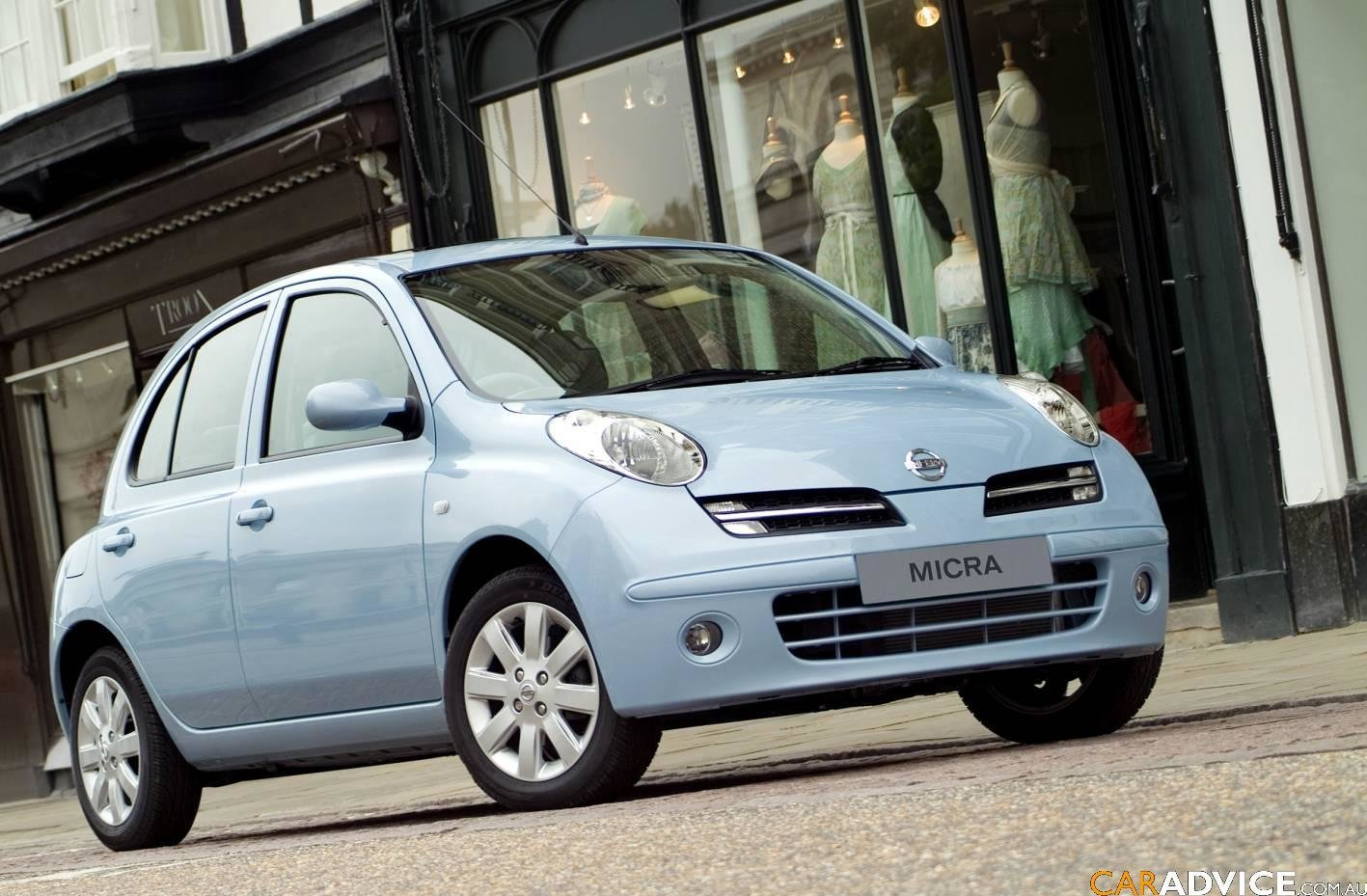 Latest 2008 Nissan Micra Specifications Photos 1 Of 8 Free Download